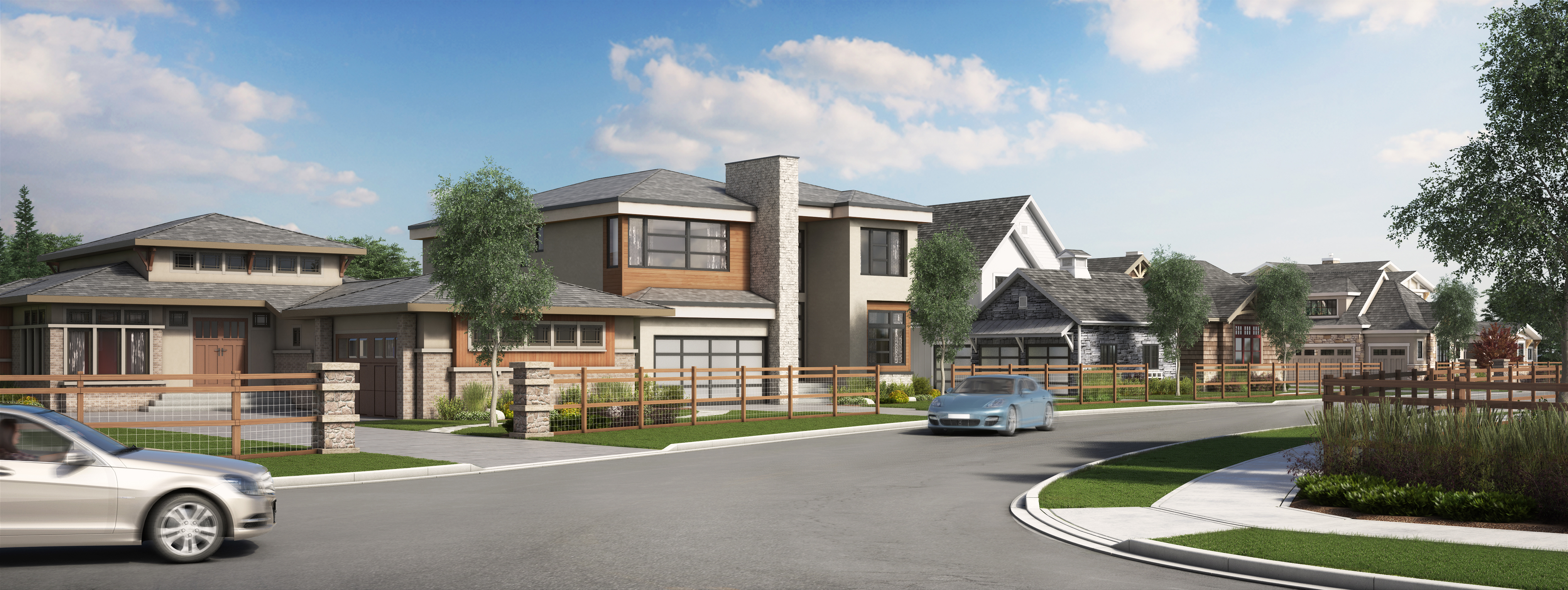 Show Homes Live In Harmony