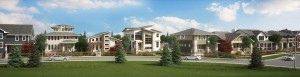 Harmony Springbank Lane Show Homes