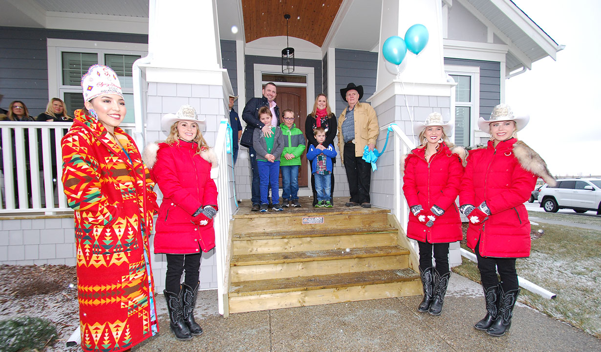 Calgary Stampede Lotteries Rotary Dream Home Awarded In