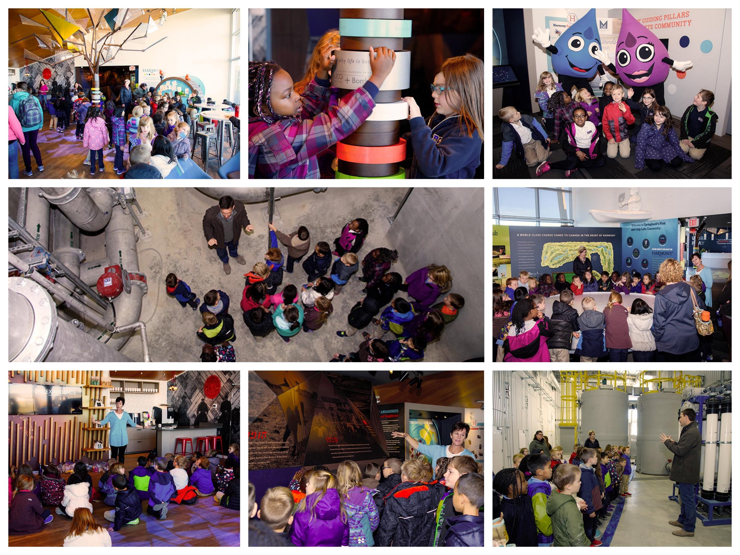 Harmony School Visit