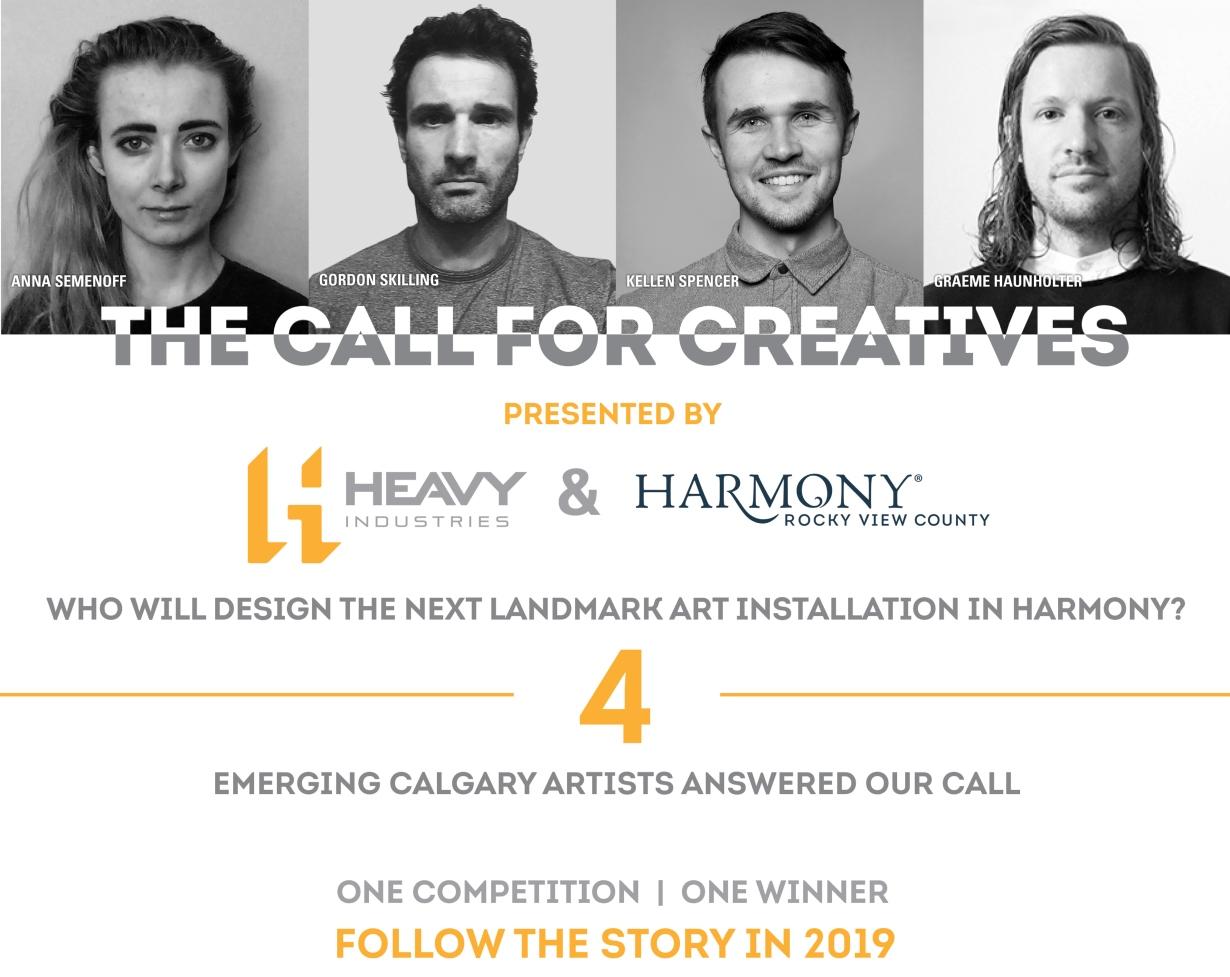 Creating Harmony's Public Art | Live In Harmony